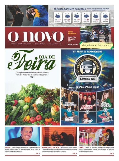Jornal O NOVO - 06