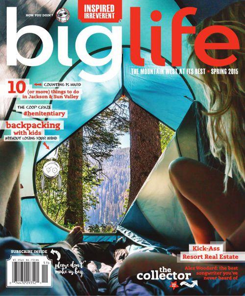 Big Life Magazine Spring 2015