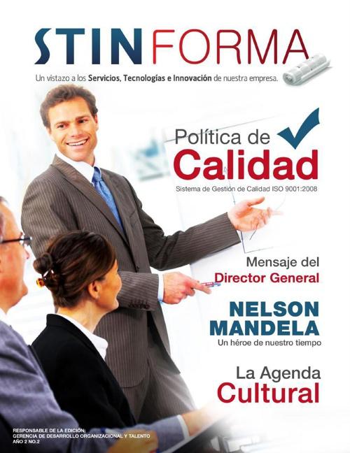 Revista STINFORMA No.6 Año 2.2