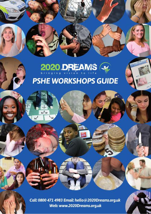 2020 Dreams PHSE Workshops Guide