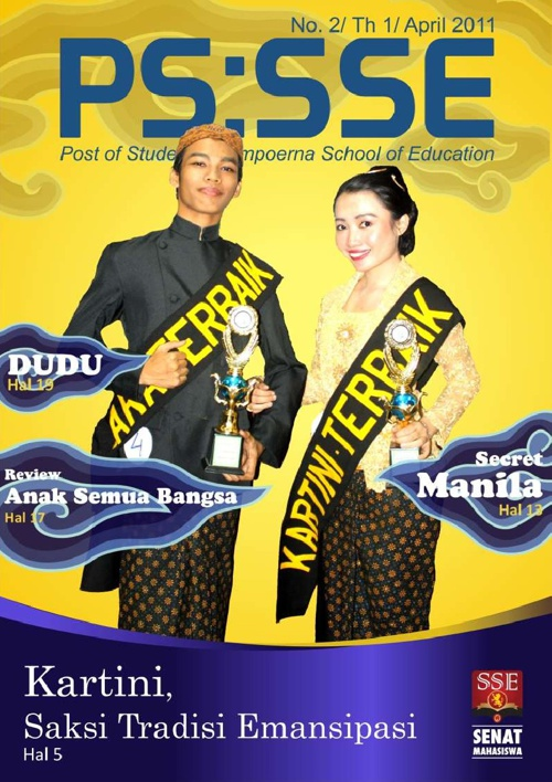PS: SSE No. 2 Edisi April 2011