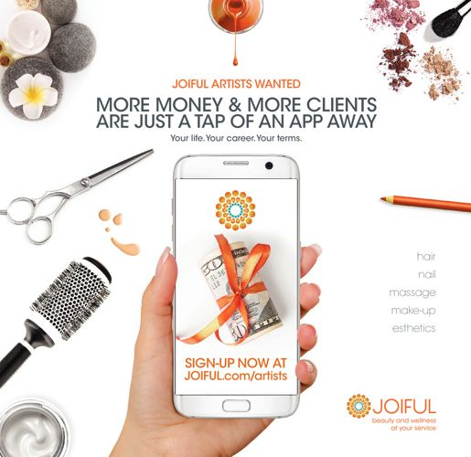 JOIFUL More Money & More Clients Are A Just Tap Of An App Aw