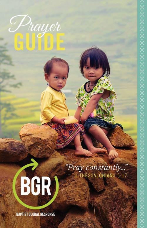 BGR Prayer Guide