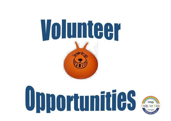 Volunteer recruitment opportunities booklet 2015