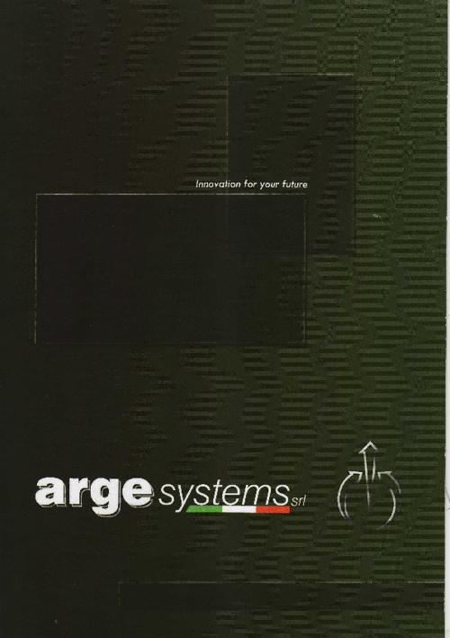 catalogo argesystems