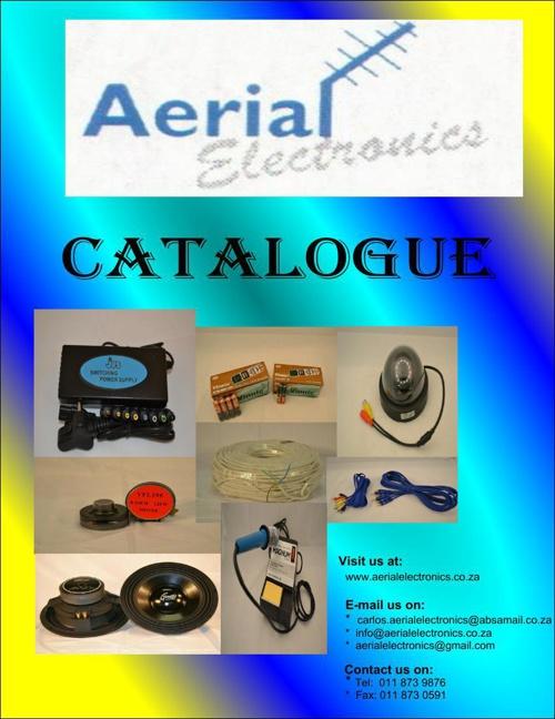 Aerial Electronics Catalog_Part1