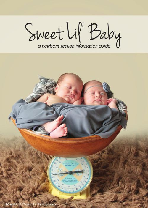 Sweet Lil' Baby Session Prep Guide