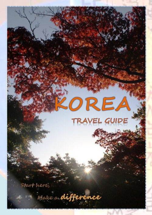 kOREA TRAVEL GUIDE.1