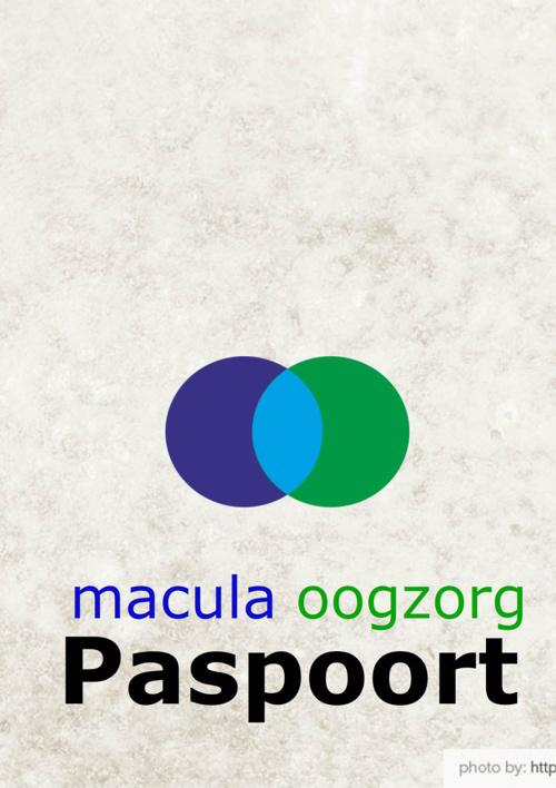 Macula oogzorg paspoort