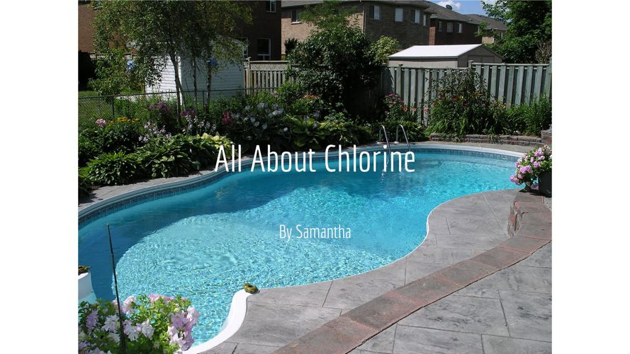 Chlorine by Samantha