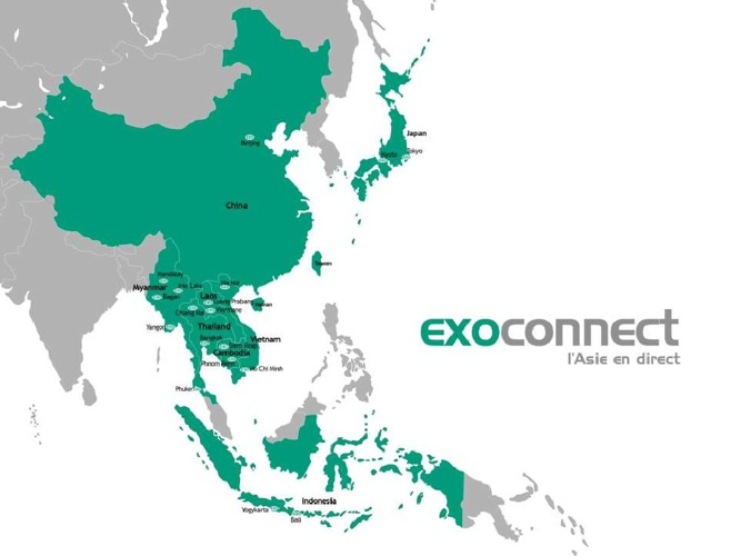 EXO connect launch - FR