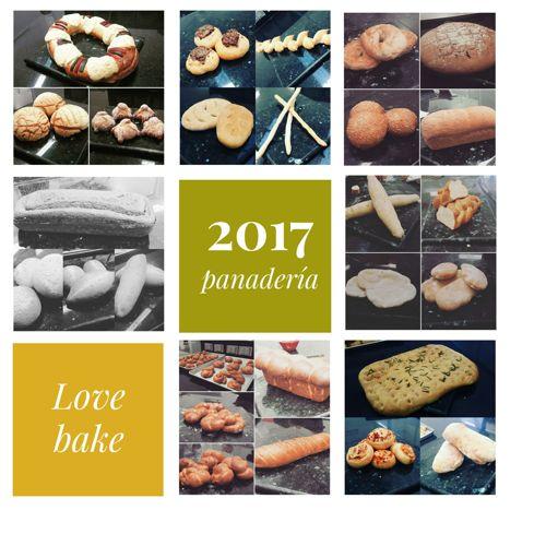 Recetario de panadería