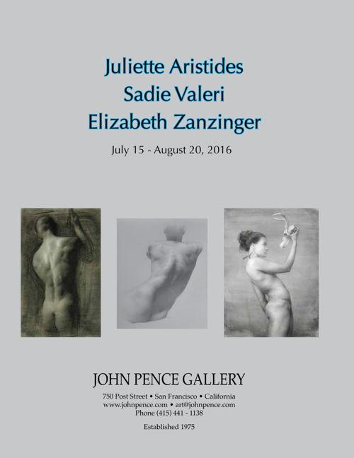 Juliette Aristidfes, Sadie Valeri, Elizabeth Zanzinger