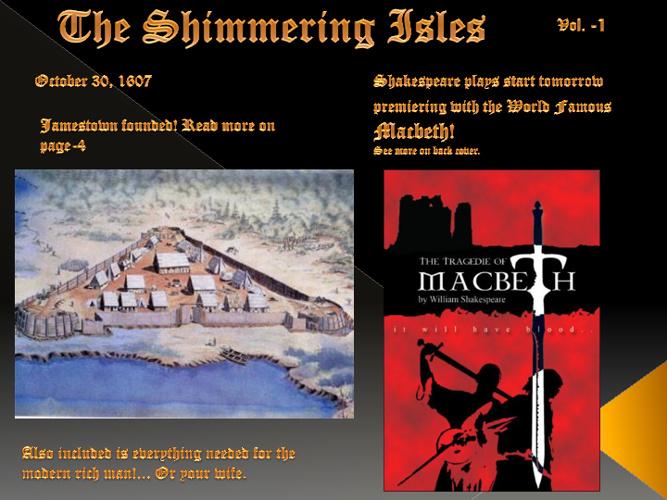 Shimmering Isles