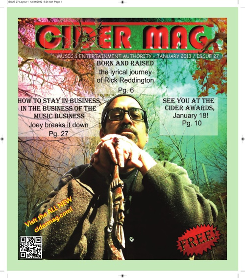 Cider Mag - January 2013
