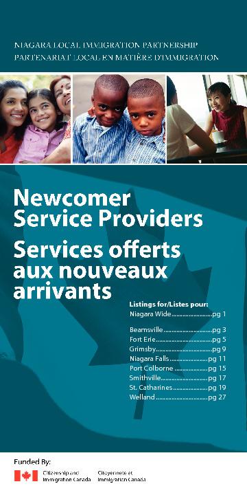 LIP Service Providers Listing