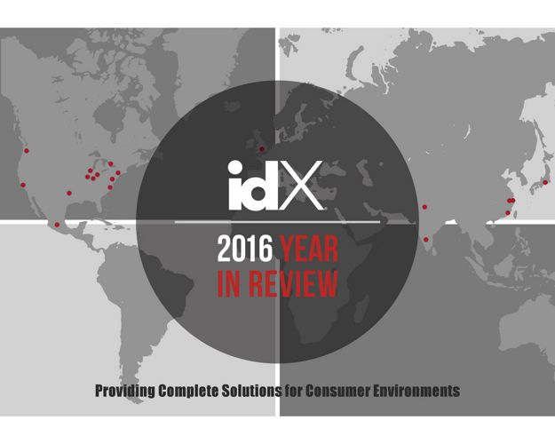 idX Annual Year In Review | 2016
