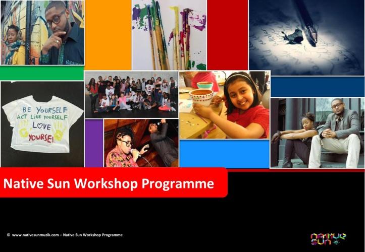 Native Sun - Workshop Programme 2013