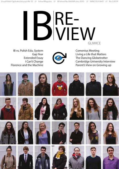 IB Review Gliwice 1/2014