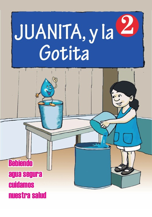 Juanita y La Gotita en ESPAÑOL