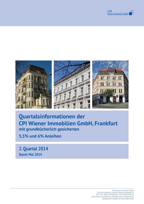 CPI Frankfurt Quartalsinfo 02/2014