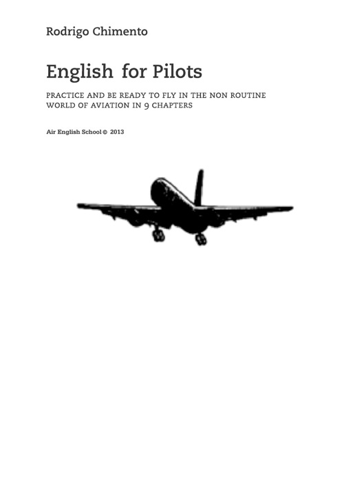 1st Edition Sample Unit - English for Pilots - ICAO/ANAC Test