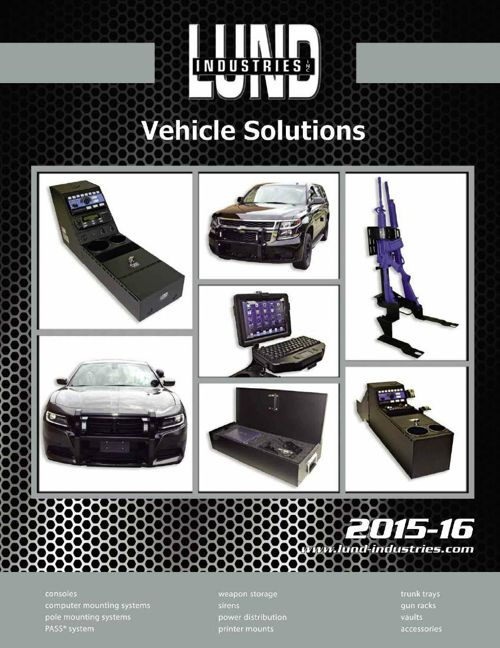 Lund Industries 2015 Product Catalog