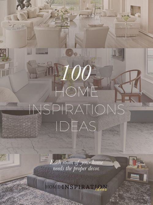 Home Inspirations Ideas