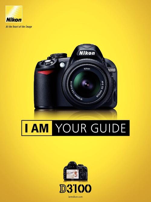 Nikon D3100 informatie