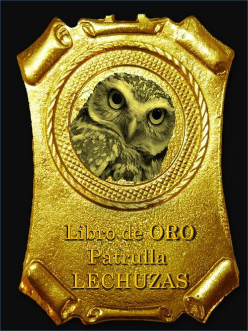 Libro de oro patrulla lechuzas 28