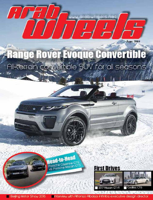 Arabwheels June 2016