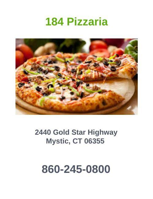184 Pizzeria Test