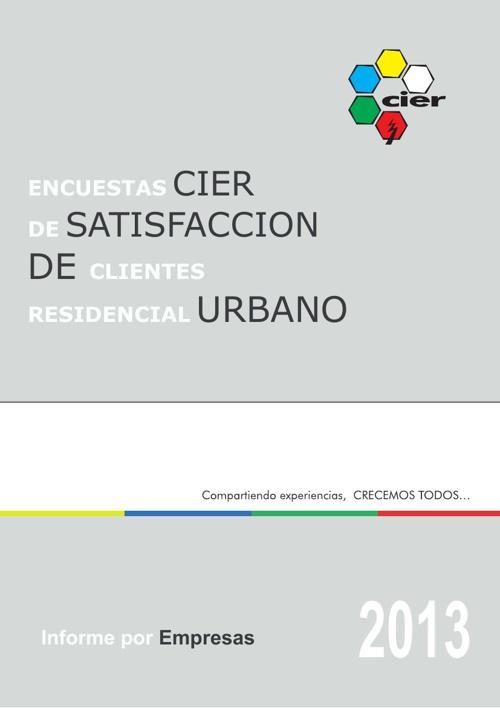 Archivo ERSC 2013 - Resumen Ejecutivo