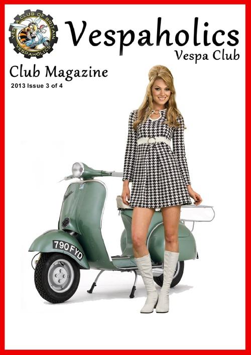 Vespaholics News Issue 3