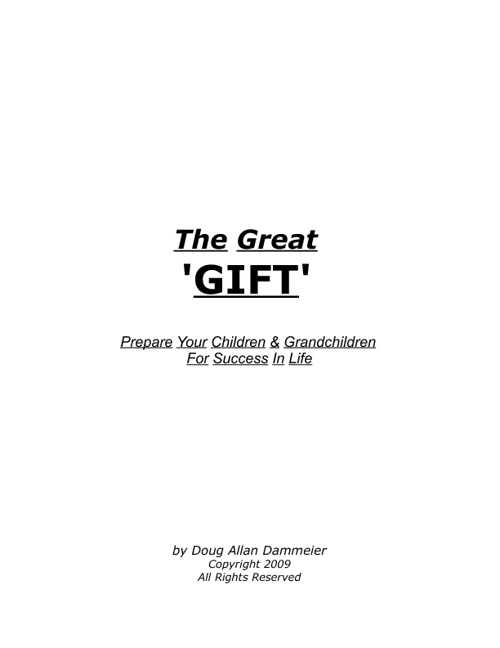 The Great Gift