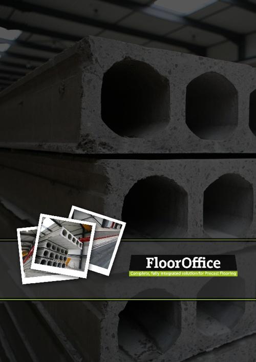 FloorOffice - Complete oplossing voor Prefabvloeren