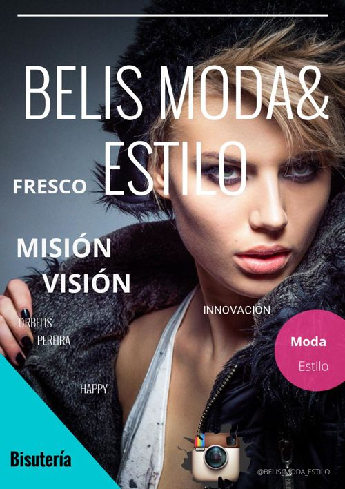 Copy of Belis MODA Y ESTILO