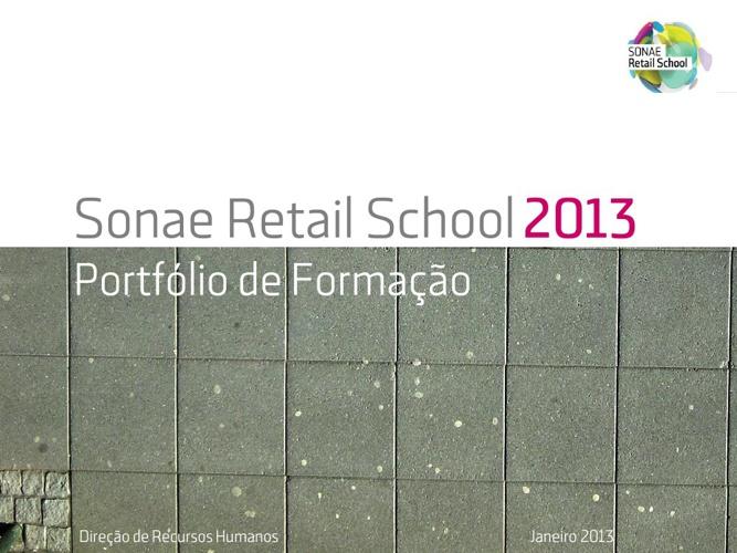 Portfolio Formacao SRS 2013