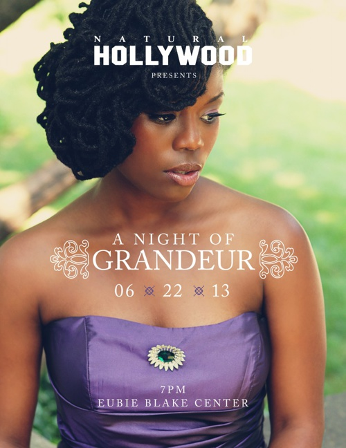 """A Night of Grandeur"" presented by Natural Hollywood Magazine"