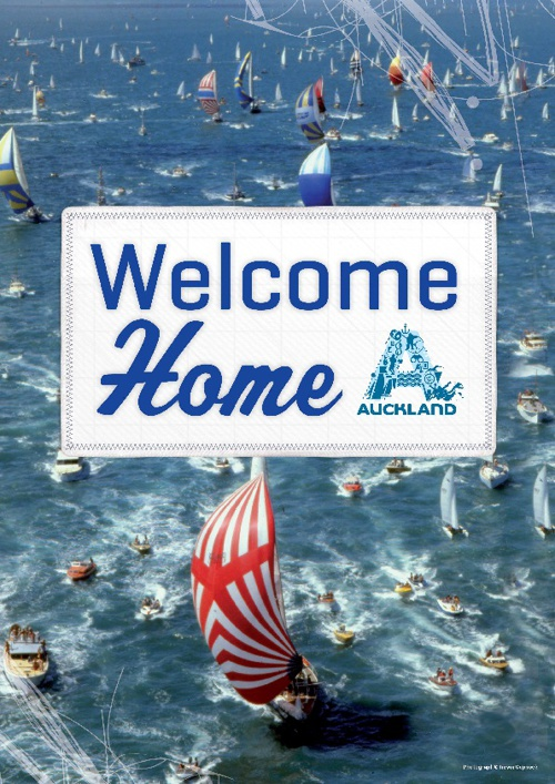 Welcome Home - Auckland
