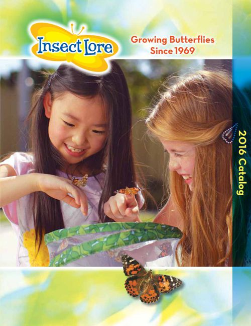 2016 Insect Lore Catalog