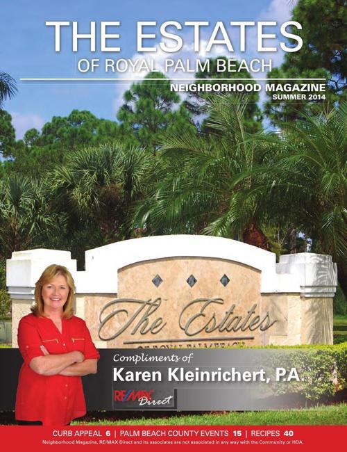 The Estates of Royal Palm Beach NM Summer 2014