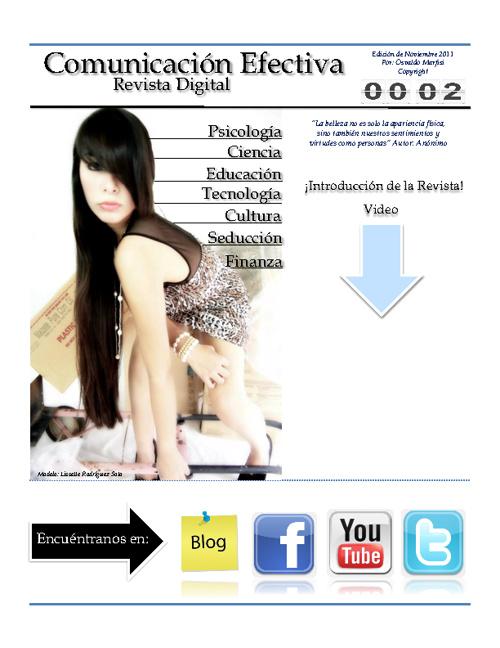 Revista Digital Comunicación Efectiva