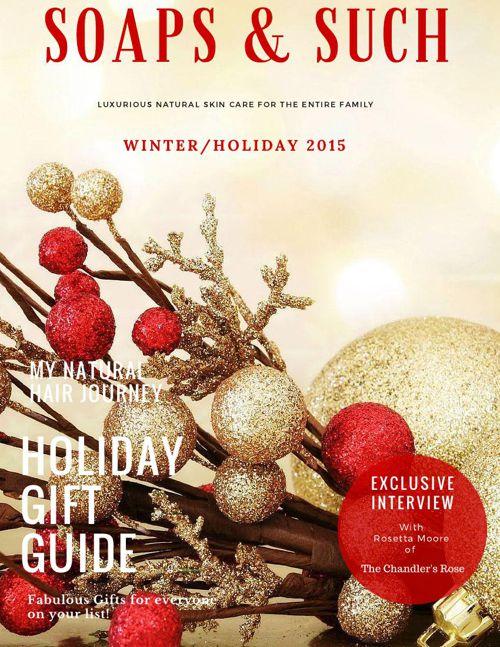 Winter/Holiday 2015