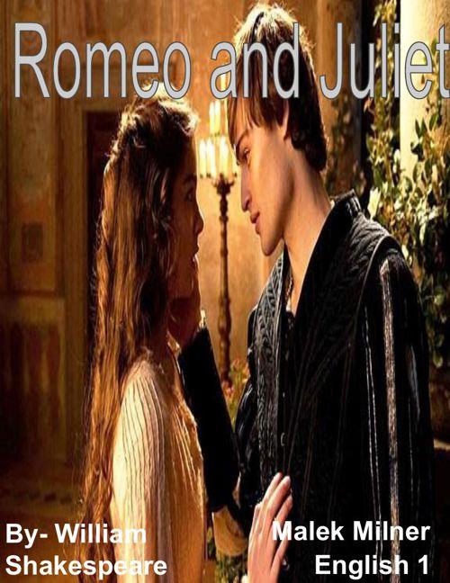 Romeo and Juliet Scrapbook (1)