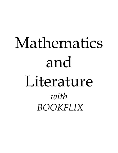 Mathematics & Literature