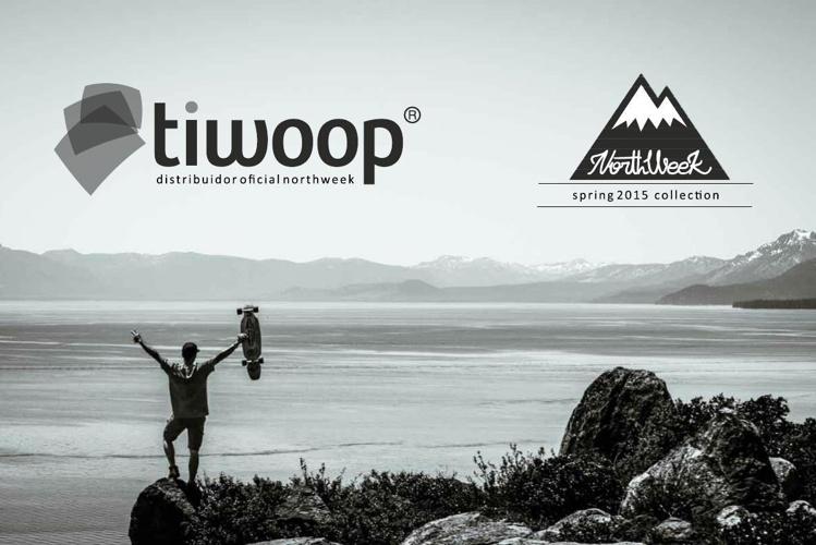 catalogo TIWOOP northweek
