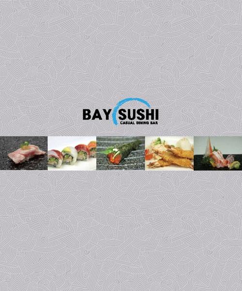 Bay Sushi Menu
