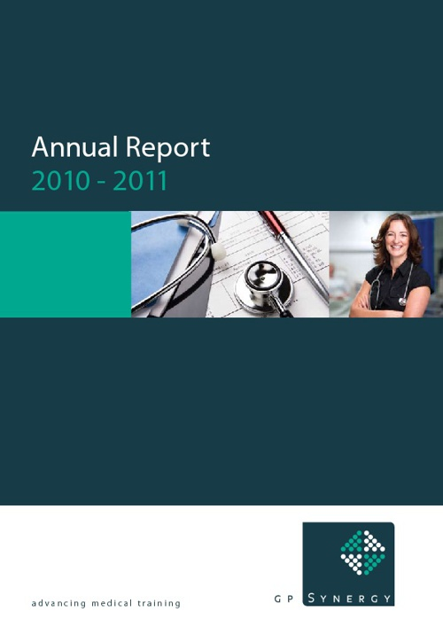 GP Synergy Annual Report 2010-2011