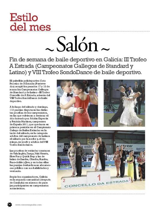 Trofeo a Estrada (Baile deportivo)